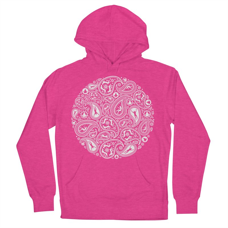 Human Paisley Men's Pullover Hoody by zomboy's Artist Shop