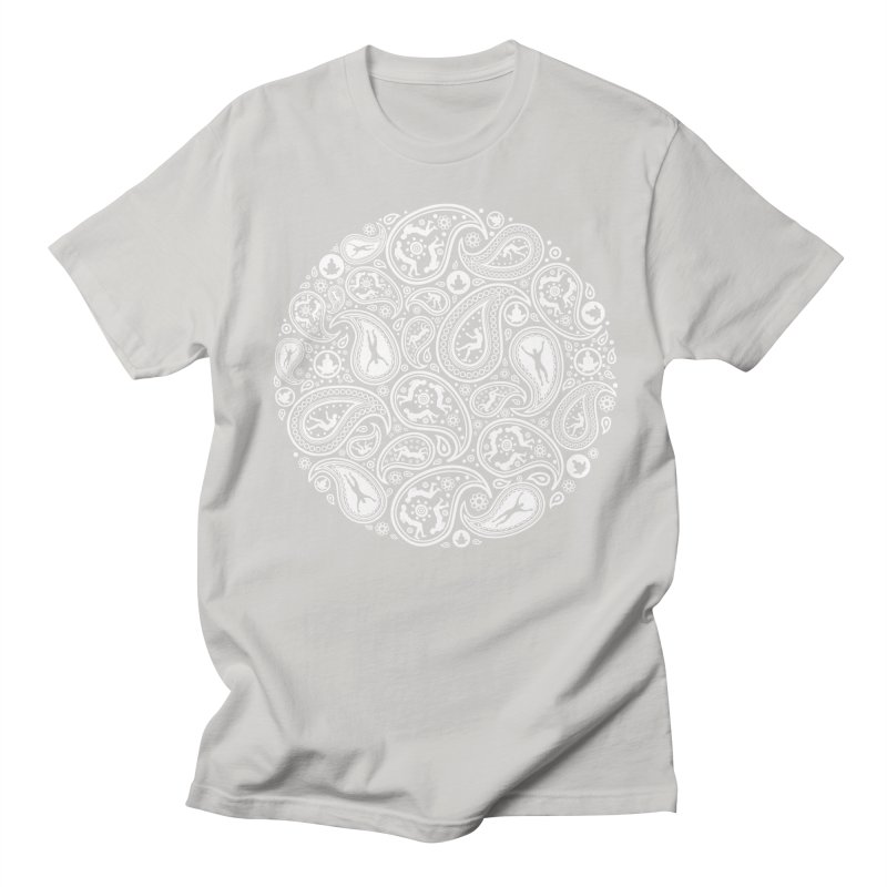 Human Paisley Men's Regular T-Shirt by zomboy's Artist Shop
