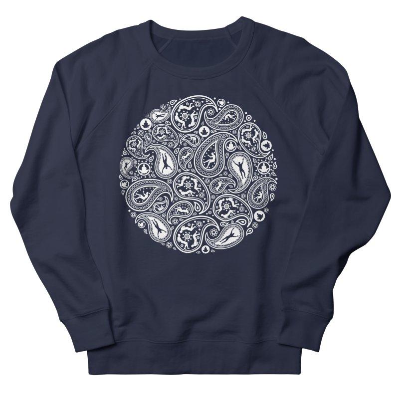 Human Paisley Women's Sweatshirt by zomboy's Artist Shop
