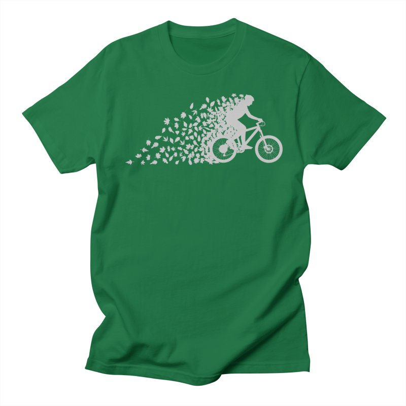 Leafy Trail Men's T-Shirt by zomboy's Artist Shop