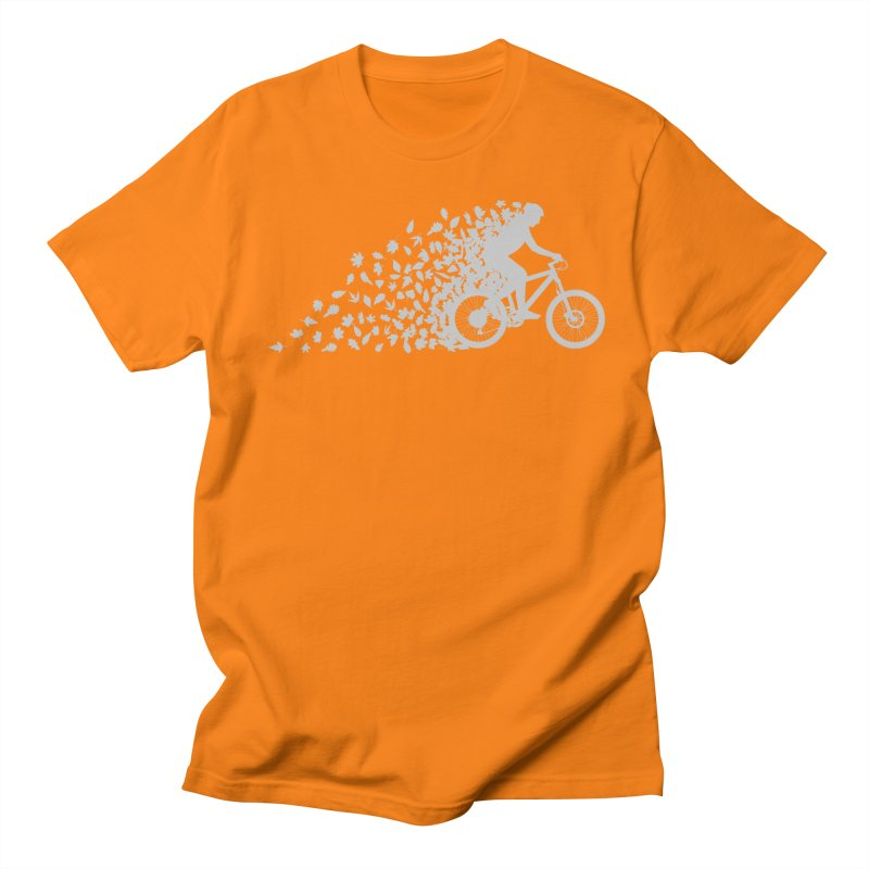 Leafy Trail Men's Regular T-Shirt by zomboy's Artist Shop