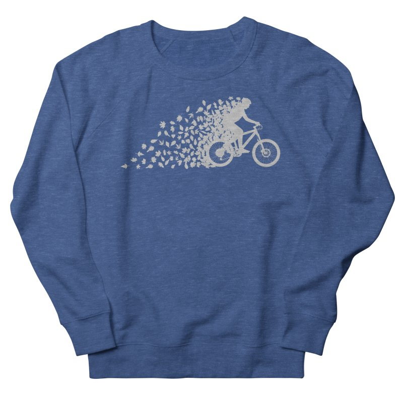 Leafy Trail Men's French Terry Sweatshirt by zomboy's Artist Shop