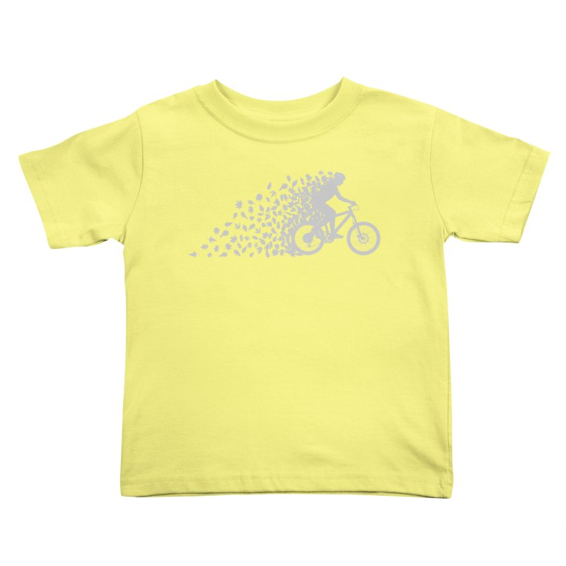 Leafy Trail Kids Toddler T-Shirt by zomboy's Artist Shop