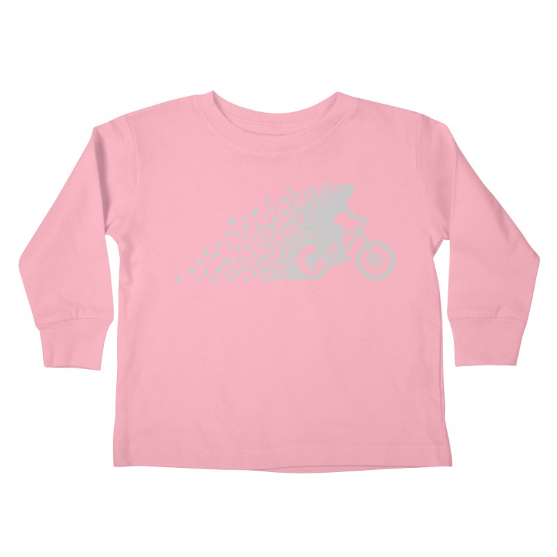 Leafy Trail Kids Toddler Longsleeve T-Shirt by zomboy's Artist Shop