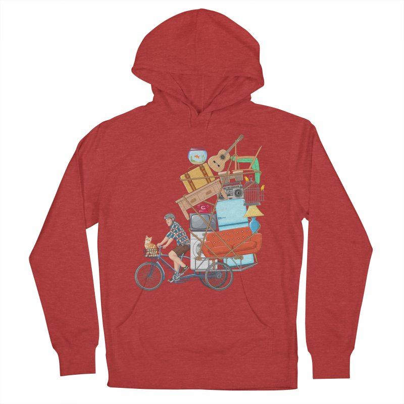 Life on the move Women's Pullover Hoody by zomboy's Artist Shop