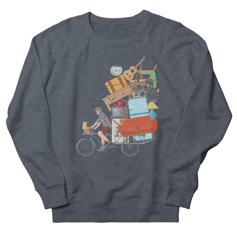 Life on the move Women's Sweatshirt by zomboy's Artist Shop