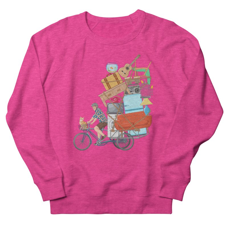 Life on the move Women's Sweatshirt by zomboy's Artist Shop