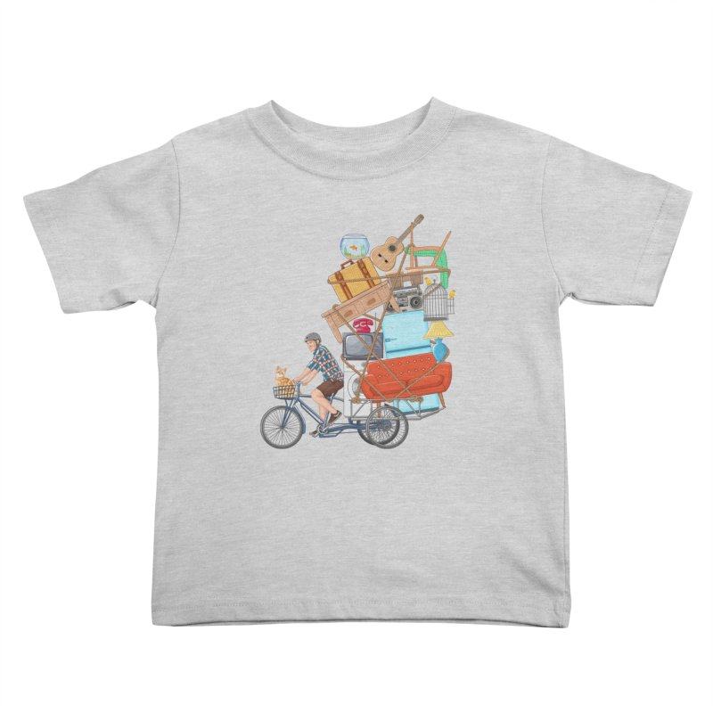 Life on the move   by zomboy's Artist Shop