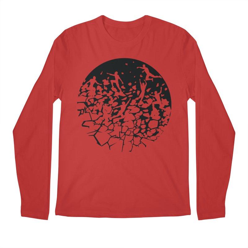 Break Free Men's Longsleeve T-Shirt by zomboy's Artist Shop