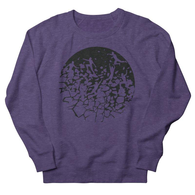 Break Free Women's French Terry Sweatshirt by zomboy's Artist Shop