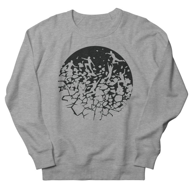 Break Free Men's Sweatshirt by zomboy's Artist Shop