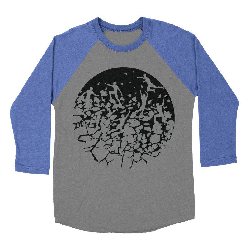 Break Free Men's Baseball Triblend Longsleeve T-Shirt by zomboy's Artist Shop