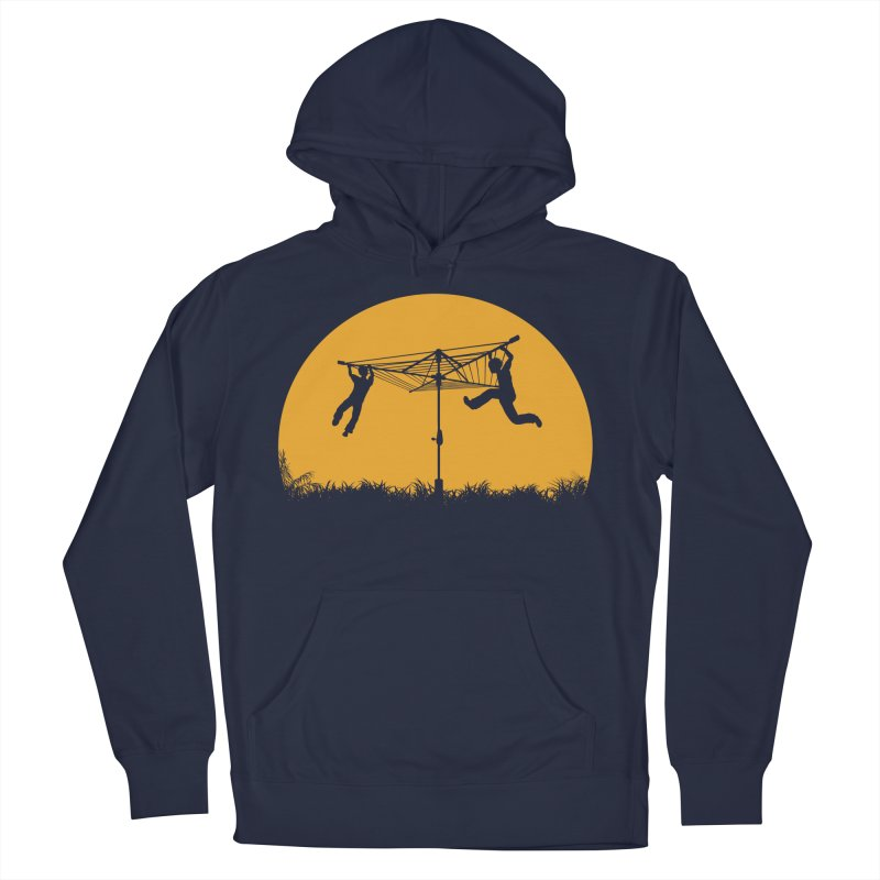 Merry Go Sunset Men's Pullover Hoody by zomboy's Artist Shop