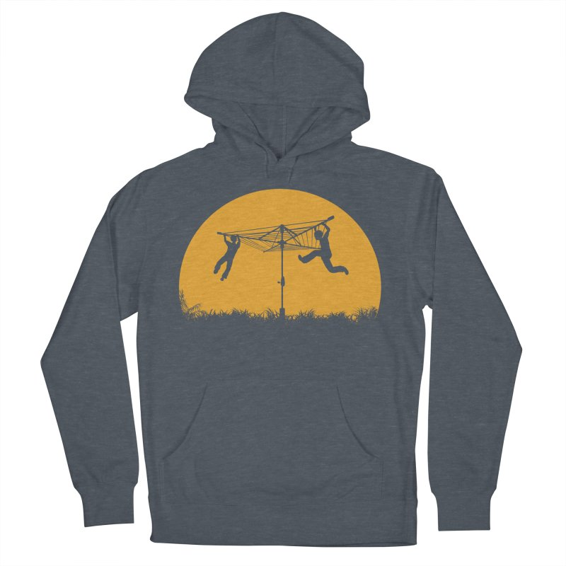Merry Go Sunset Women's French Terry Pullover Hoody by zomboy's Artist Shop