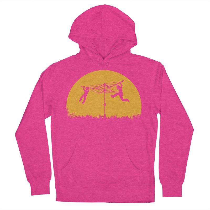 Merry Go Sunset Women's Pullover Hoody by zomboy's Artist Shop
