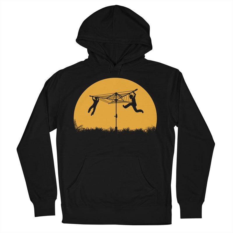 Merry Go Sunset Men's Pullover Hoody by zomboy's Artist Shop