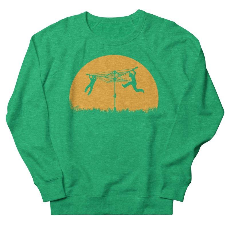 Merry Go Sunset Women's Sweatshirt by zomboy's Artist Shop
