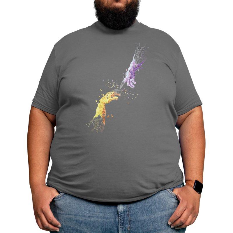 Virtually Untouchable Men's T-Shirt by Zomboy Arts