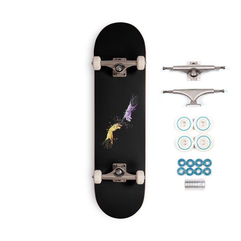 Virtually Untouchable Accessories Skateboard by Zomboy Arts