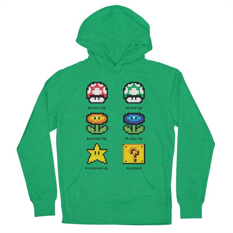8-Bit Feelings Men's Pullover Hoody by zone31designs's Artist Shop