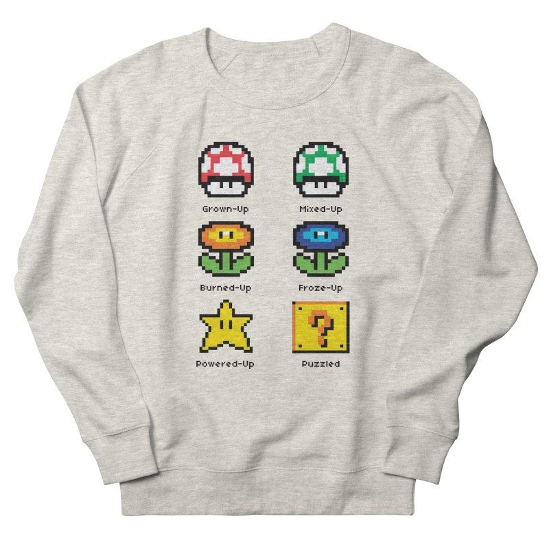 8-Bit Feelings Women's Sweatshirt by zone31designs's Artist Shop