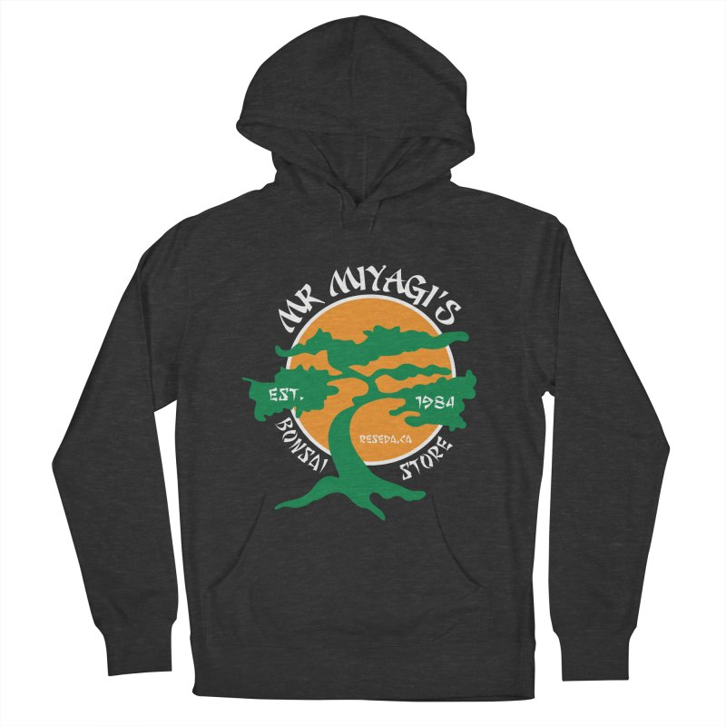 Mister Miyagi's Store Women's Pullover Hoody by zone31designs's Artist Shop