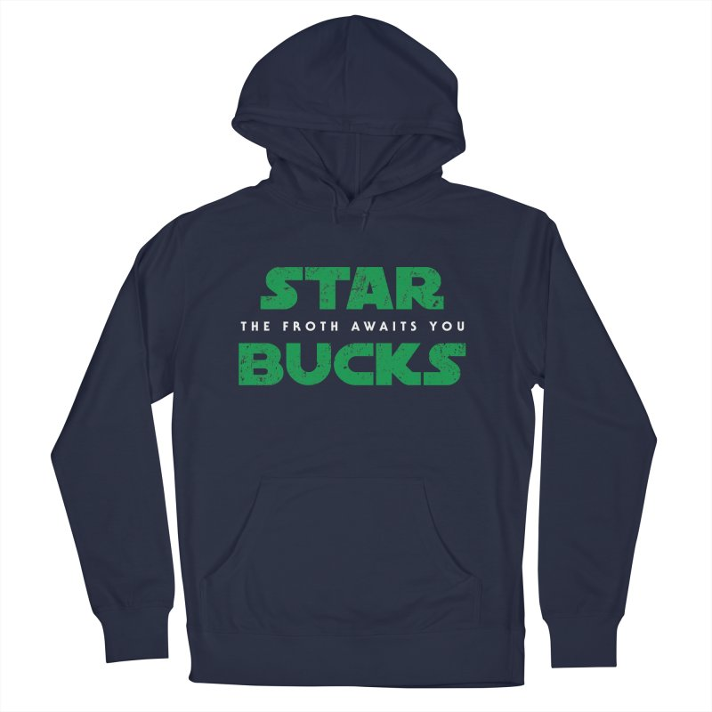 The Froth Awaits You  Women's Pullover Hoody by zone31designs's Artist Shop