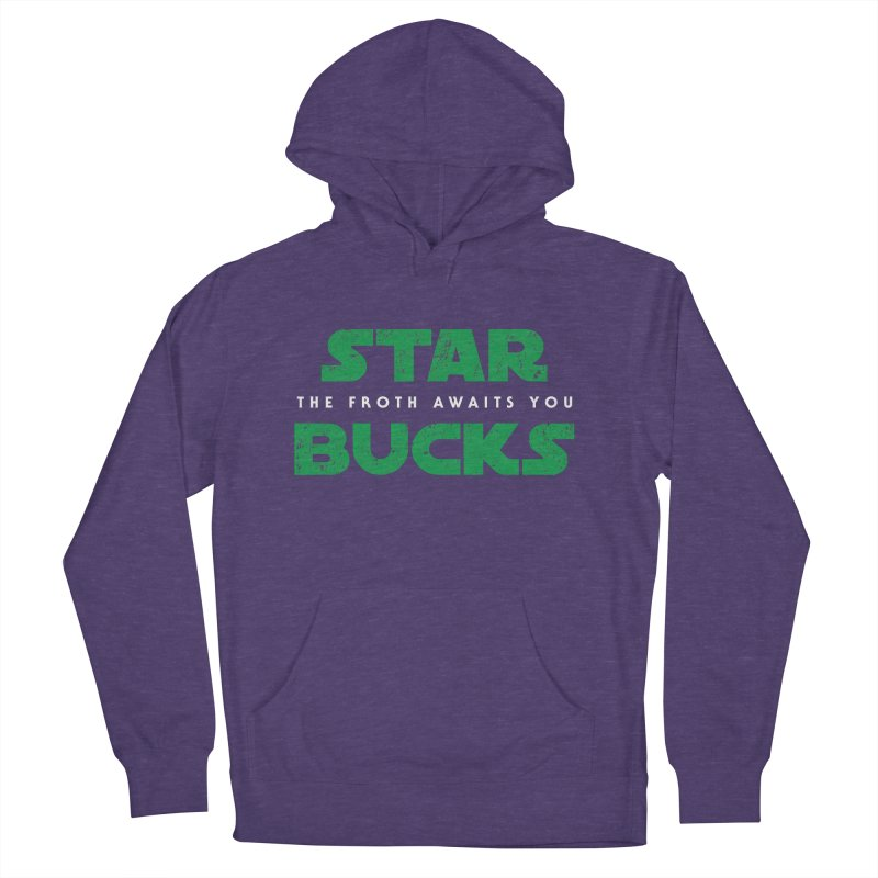 The Froth Awaits You  Men's Pullover Hoody by zone31designs's Artist Shop