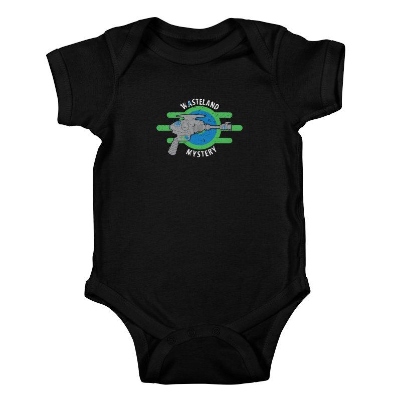 Wasteland Mystery Kids Baby Bodysuit by zone31designs's Artist Shop