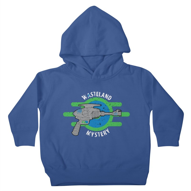 Wasteland Mystery Kids Toddler Pullover Hoody by zone31designs's Artist Shop