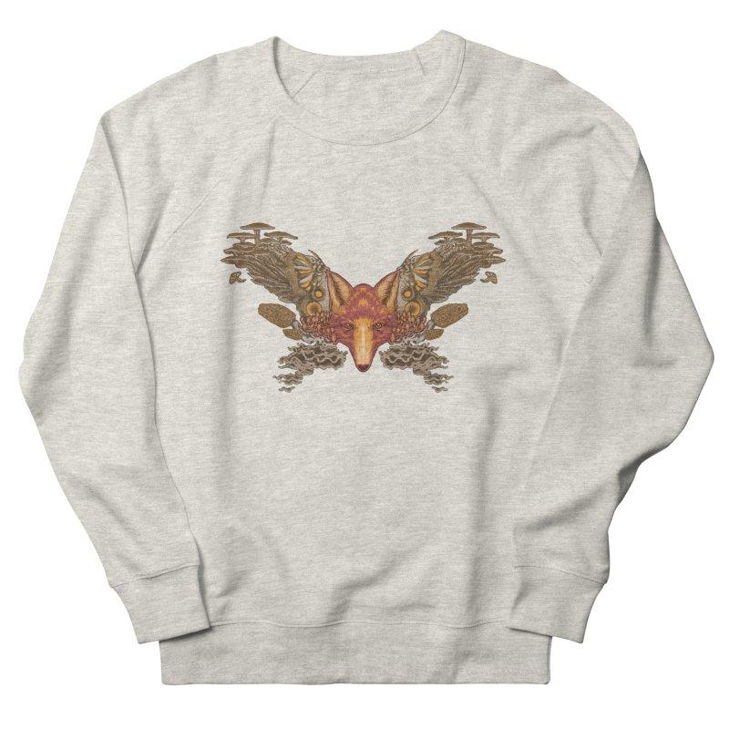 Fox fungi Women's Sweatshirt by zonka's Artist Shop