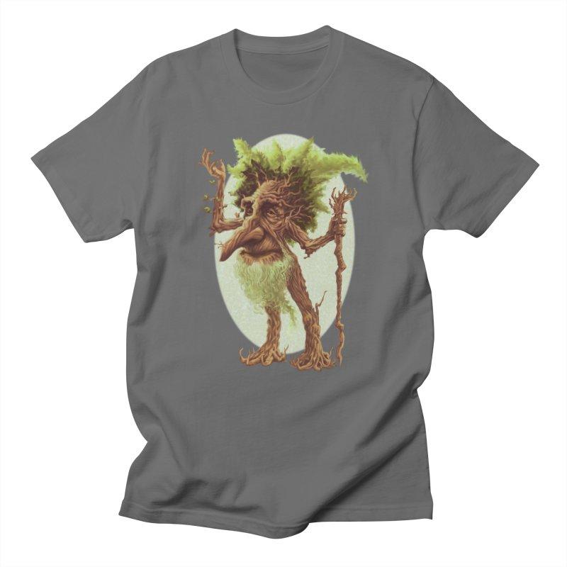 Redwood Wizard Men's T-Shirt by Aaron Zonka's Artist Shop