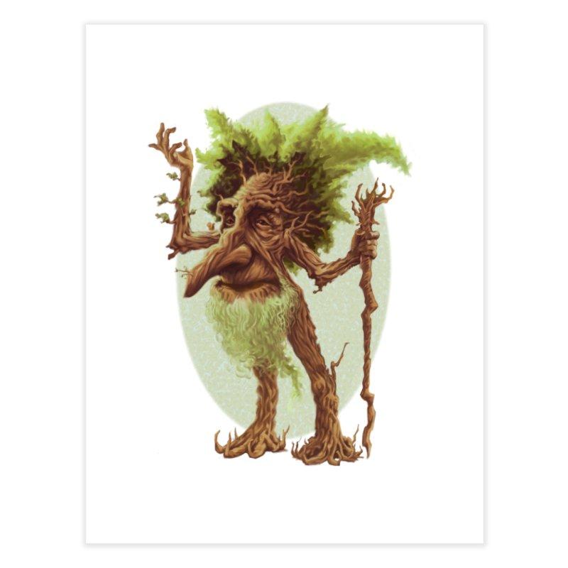 Redwood Wizard Home Fine Art Print by Aaron Zonka's Artist Shop