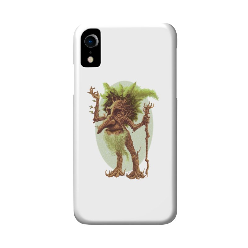 Redwood Wizard Accessories Phone Case by Aaron Zonka's Artist Shop
