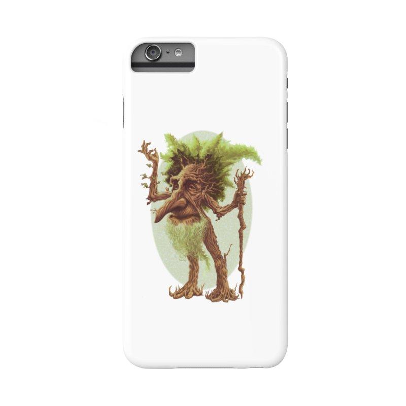 Redwood Wizard Accessories Phone Case by Aaron Zonka's Artist Shop