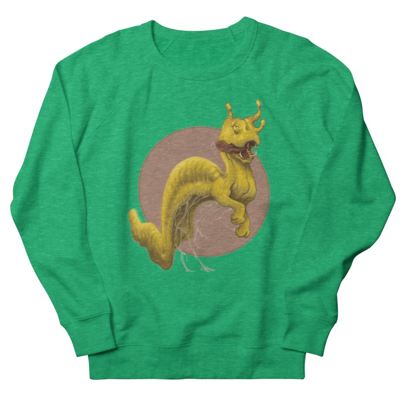 Banana Slug Beast Women's Sweatshirt by Aaron Zonka's Artist Shop