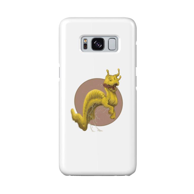 Banana Slug Beast Accessories Phone Case by Aaron Zonka's Artist Shop