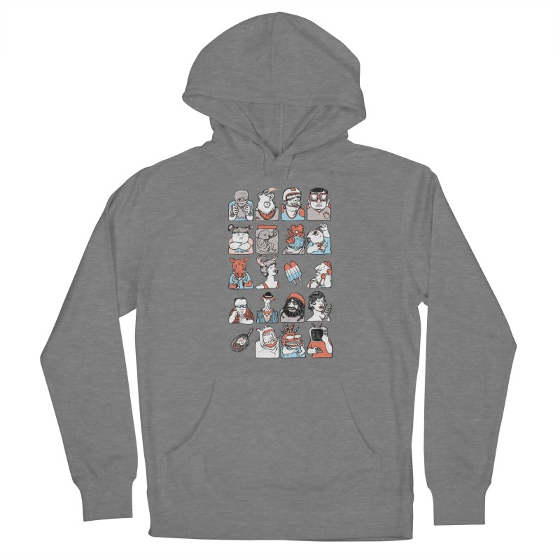 Group photo Women's Pullover Hoody by Aaron Zonka's Artist Shop