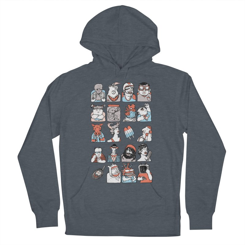 Group photo Women's Pullover Hoody by zonka's Artist Shop