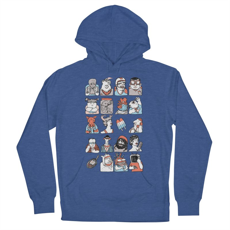 Group photo Men's Pullover Hoody by zonka's Artist Shop