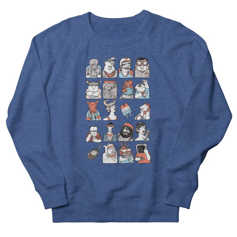 Group photo Men's Sweatshirt by Aaron Zonka's Artist Shop