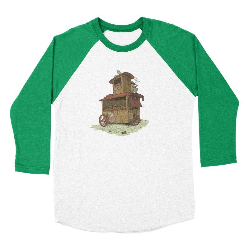 wagon Men's Longsleeve T-Shirt by Aaron Zonka's Artist Shop