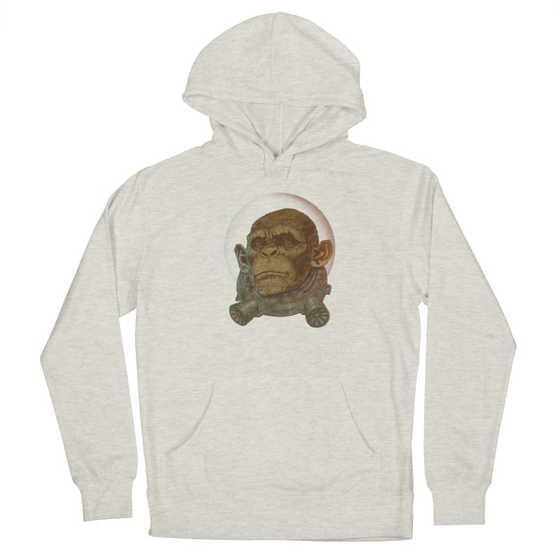 Space ape Women's Pullover Hoody by Aaron Zonka's Artist Shop
