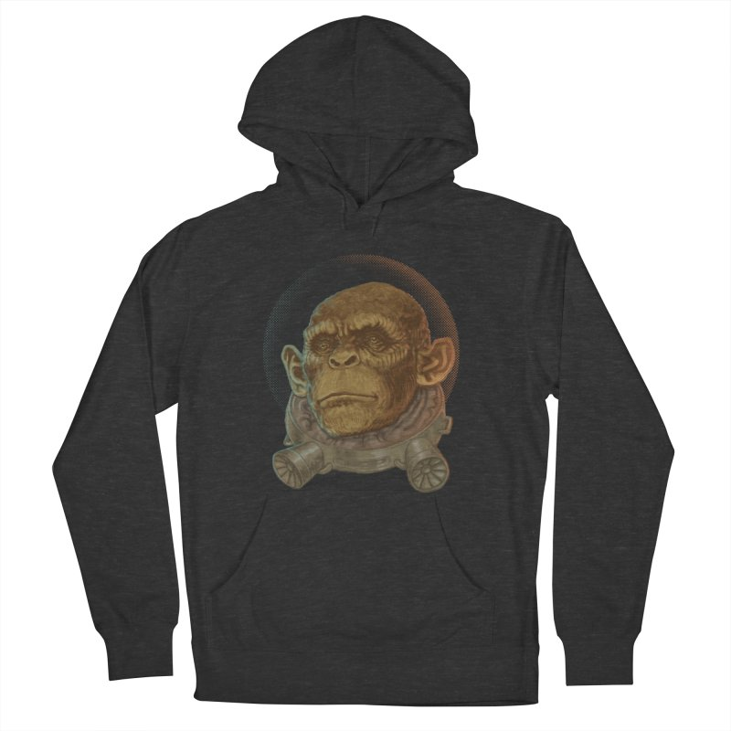 Space ape Women's Pullover Hoody by zonka's Artist Shop