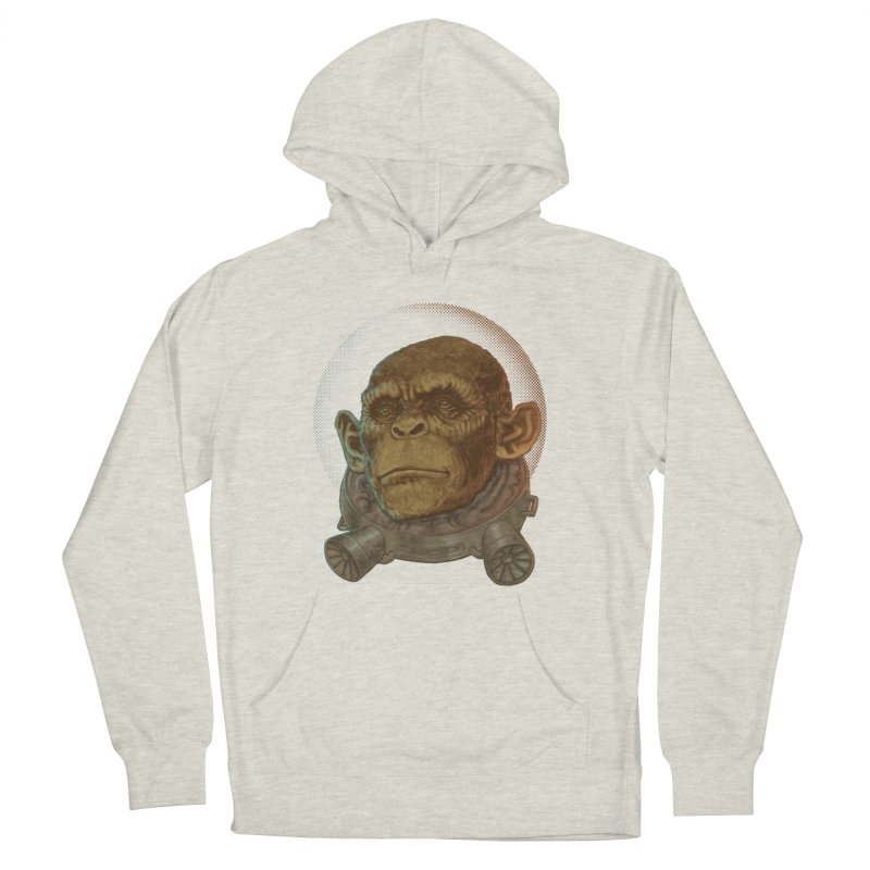 Space ape Men's Pullover Hoody by zonka's Artist Shop