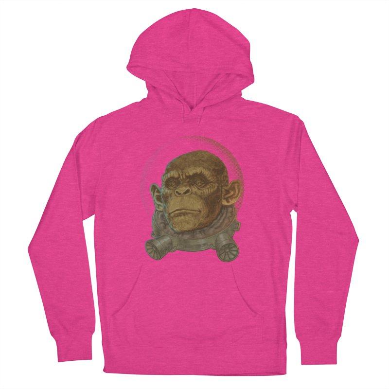 Space ape Men's Pullover Hoody by zonka's Artist Shop