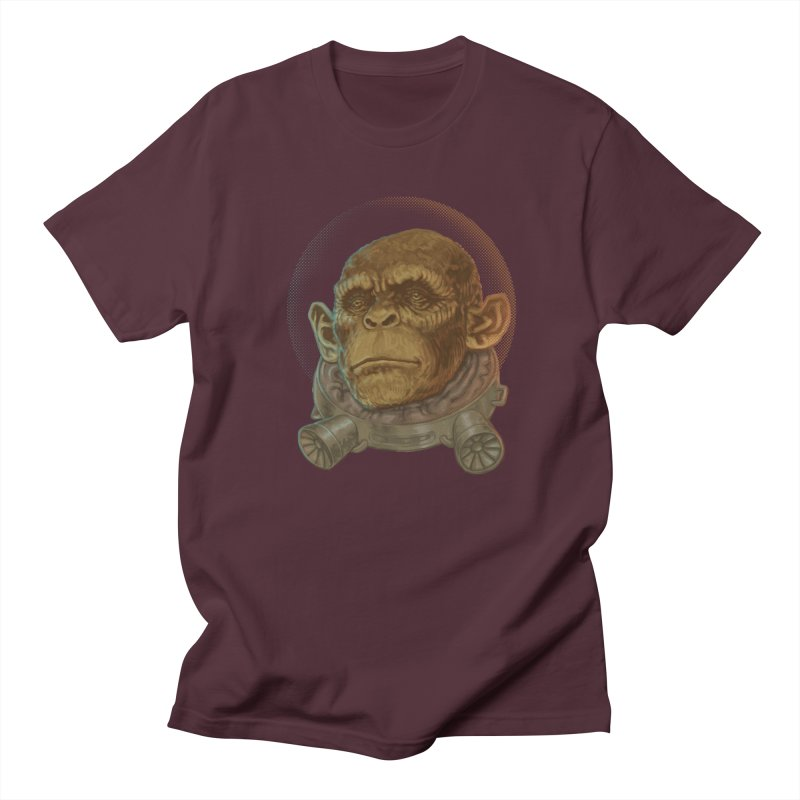 Space ape Women's Regular Unisex T-Shirt by zonka's Artist Shop
