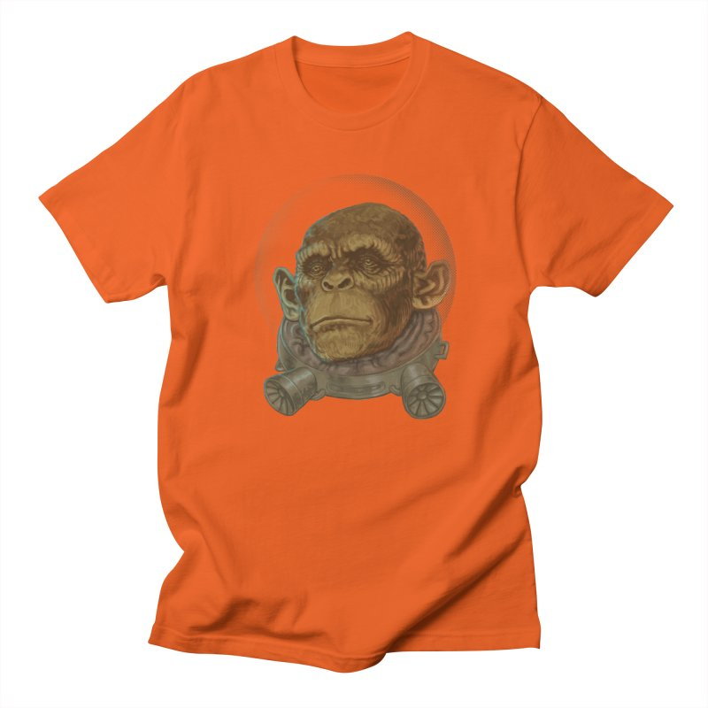 Space ape Women's Unisex T-Shirt by zonka's Artist Shop