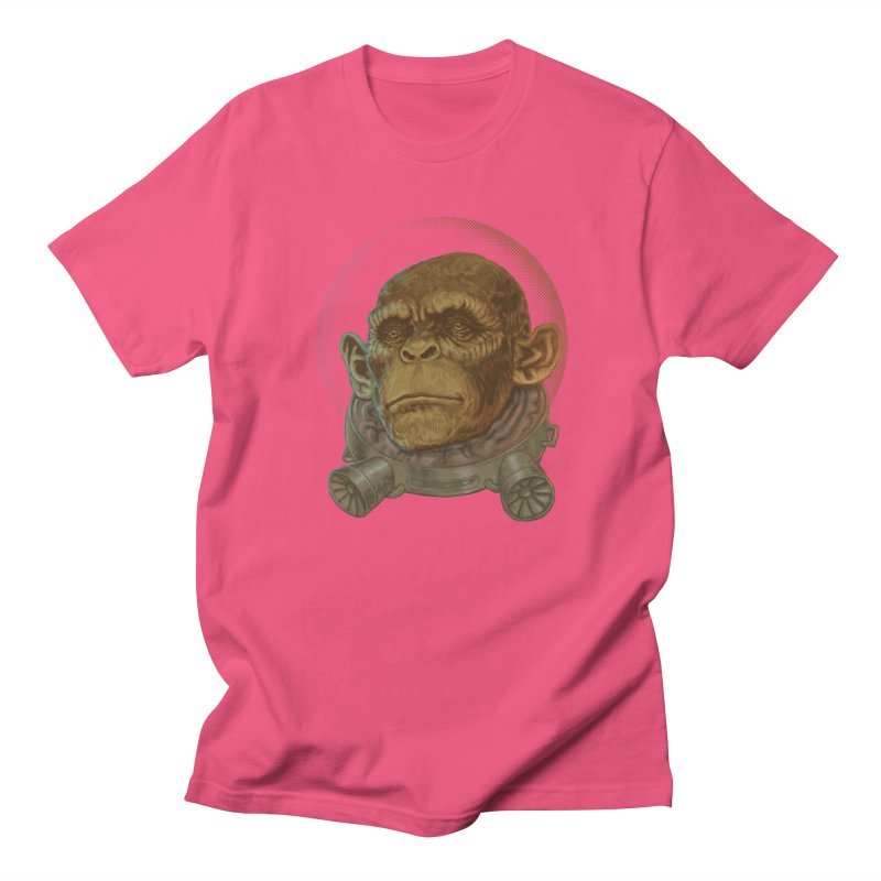 Space ape Men's Regular T-Shirt by zonka's Artist Shop