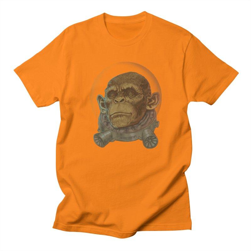Space ape Women's Unisex T-Shirt by zonka's Artist Shop